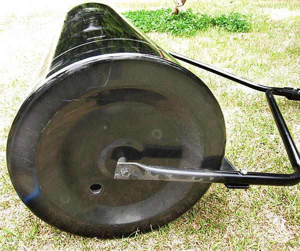 芝生専用転圧ローラー芝の転圧作業用(けん引型) DLR-980 詳細写真3
